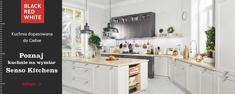 [Black Red White] Poznaj kuchnie na wymiar SENSO KITCHENS [zobacz >]